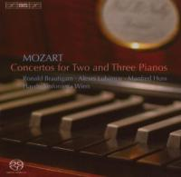 Concertos For Two and Three Pianos