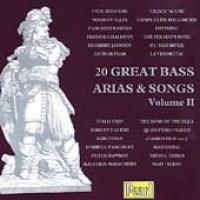 20 Great Bass Songs and Arias Vol 2