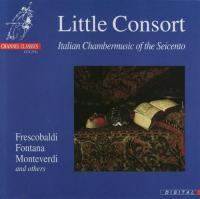 Italian Chambermusic Of  The Seicent