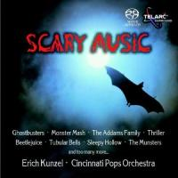 Scary Music Sacd (speciale uitgave)