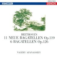Bagatelles Opp.119 & 126 (speciale uitgave)