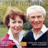 Grainger: Piano Music for Four Hands Vol III