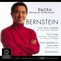Bernstein: Suite from Candide, etc | Eiji Oue