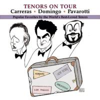 Tenors on Tour | Carreras, Domingo, Pavarotti