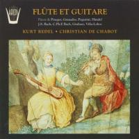 Works for Flute and Guitar | Redel, De Chabot