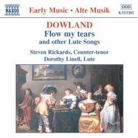 Dowland: Flow my tears, etc | Rickards, Linell