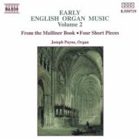 Early English Organ Music Vol 2 | Joseph Payne