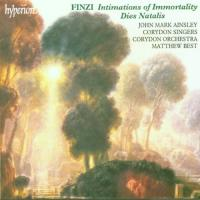 Finzi: Intimations of Immortality, Dies Natalis