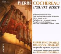 Cochereau: Symphony for Organ, etc | Lombard, et al
