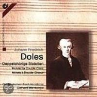 Doles: Motets for Double Choir | Gerhard Weinberger