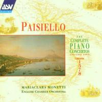 Paisiello: Complete Piano Concertos Vol 2 | Monetti