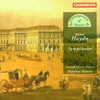 M. Haydn: Symphonies | Bamert, London Mozart Players