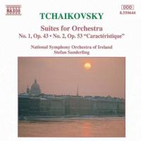 Tchaikovsky: Suites For Orchestra 1 & 2 | Sanderling