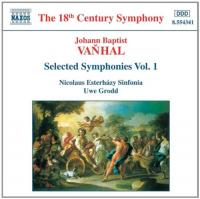 The 18th Century Symphony  Vanhal: Symphonies Vol 1