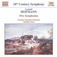 Hofmann: Five Symphonies | Ward, Northern Chamber Orch