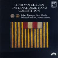 Tenth Van Cliburn Piano Competition | Kasman, Reichert