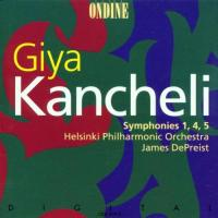 Kancheli: Symphonies 1, 4, 5 | James DePriest, Helsinki