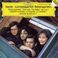 "Haydn: String Quartets ""The Lark, The Rider"", Op 1 no 1"