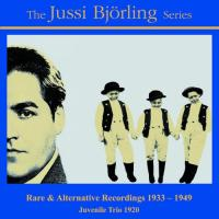 Jussi Bjorling  Rare & Alternative Recordings (192049)