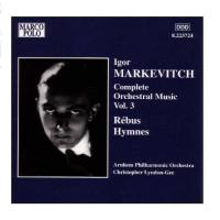 Markevitch: Complete Orchestral Music Vol 3 | LyndonGee