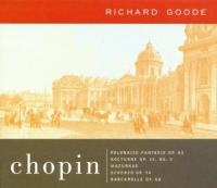 Chopin: PolonaiseFantasie, Mazurkas, etc | Richard Goode