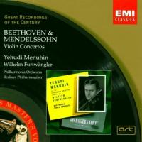 Great Recordings Beethoven; Mendelssohn: Violin Concertos