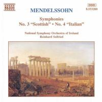 "Mendelssohn: Symphonies ""Scottish"" & ""Italian"" 