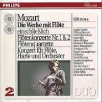 Mozart: The Works for Flute | Nicolet, Bennett, Barwahser