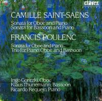 SaintSaens, Poulenc: Oboe and Bassoon Sonatas | Goritzki