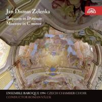 Zelenka: Requiem, Miserere | Valek, Ensemble Baroque 1994