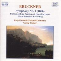 Bruckner: Symphony no 1 | Tintner, Royal Scottish National