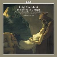 Cherubini: Symphony in D, Overtures | Griffiths, Zurich CO