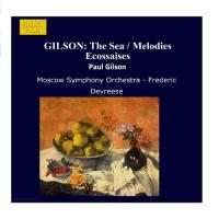 Gilson: The Sea, etc | Devreese, Moscow Symphony Orchestra