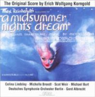 Korngold: A Midsummer Night's Dream | Gerd Albrecht, et al