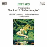 Nielsen: Symphonies 1 & 6 | Leaper, National SO of Ireland