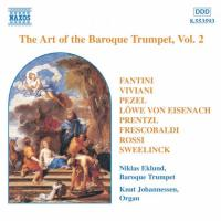 The Art of the Baroque Trumpet Vol 2 | Eklund, Johannessen