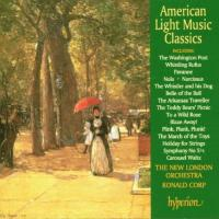American Light Classics | Ronald Corp, New London Orchestra