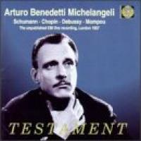 Arturo Benedetti Michelangeli  The unpublished EMI live...