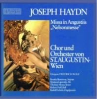 Haydn: Nelson Mass | Wolf, St Augustin Orchestra and Chorus