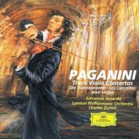 Paganini: The Violin Concertos | Accardo, Dutoit, London PO