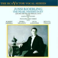 RCA Victor Vocal Series  Bizet, Puccini, Verdi | Bjoerling