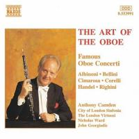 The Art of the Oboe  Famous Oboe Concerti | Anthony Camden
