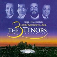 Three Tenors in Concert 1994 | Carreras, Domingo, Pavarotti