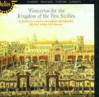 Concertos for the Kingdom of the Two Sicilies | Aadland, etc