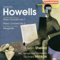 Howells: Piano Concertos nos 1 & 2 | Shelley, Hickox, BBC SO