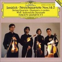 Janacek: String Quartets no 1 & 2, etc| Vlach Quartet, et al