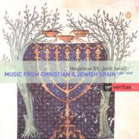 Music from Christian and Jewish Spain | Savall, Hesperion XX