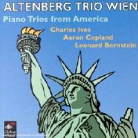 Piano Trios from America  Ives, et al | Altenberg Trio Wien