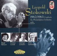Leopold Stokowski conducts the Philadelphia Orchestra 19621963