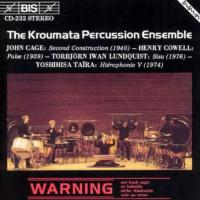 Second Construction For 4 Players Kroumata Percussion Ensemble